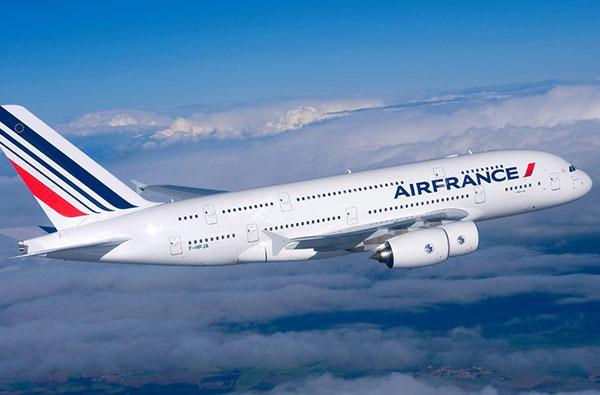 Air France thong tin hang hang khong Air France 2