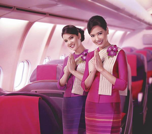 thai airhostess