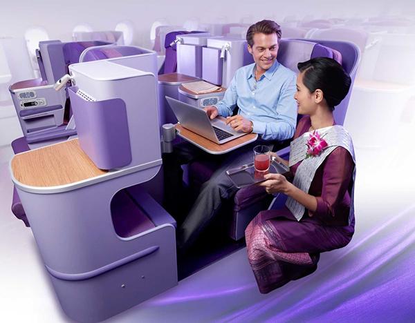 thai airways bussiness