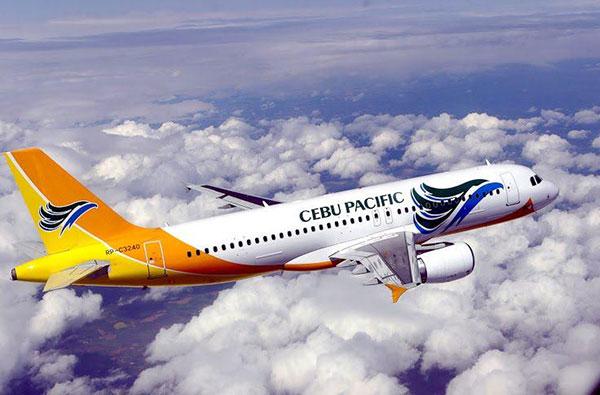 Cebu Pacific thong tin hang hang khong Cebu Pacific 1