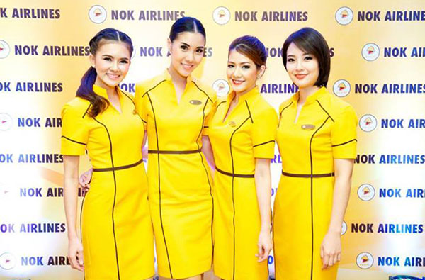 Nok Air thong tin hang hang khong Nok Air 2