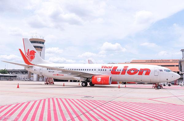 Thai Lion Air thong tin hang hang khong Thai Lion Air 2