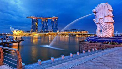 Photo of Vé máy bay đi Singapore giá rẻ