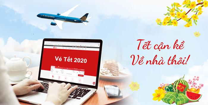 Photo of Kinh nghiệm mua vé máy bay Tết 2020