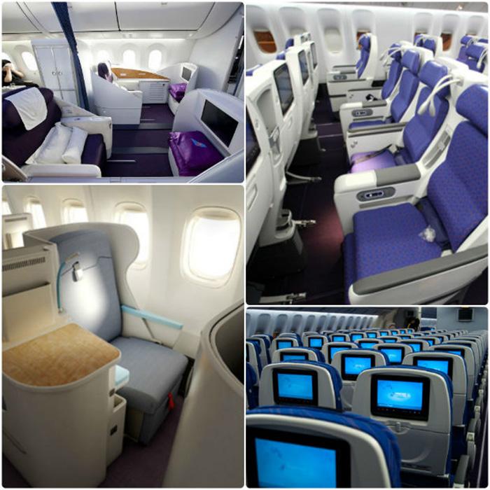 Photo of Các hạng ghế trên máy bay của Hãng hàng không China Southern Airlines