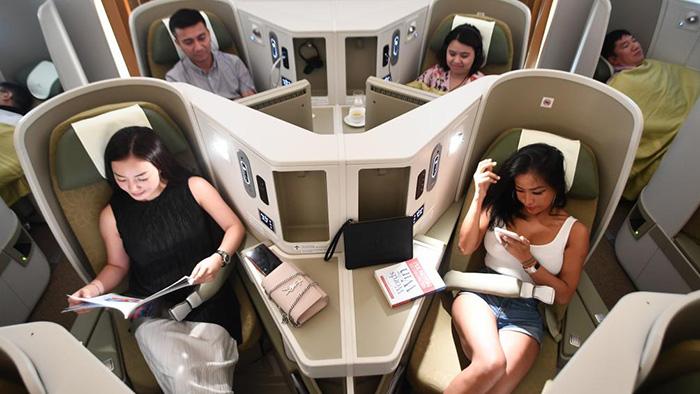 Photo of Các hạng vé máy bay của Hãng hàng không Vietnam Airlines