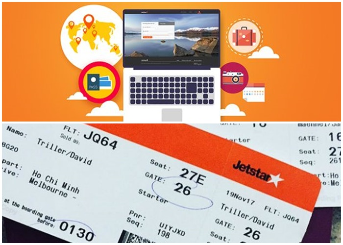 Photo of Những cách kiểm tra code vé máy bay của Jetstar Pacific Airlines