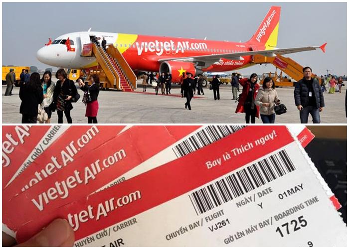 Photo of Cách kiểm tra code vé máy bay của VietJet Air