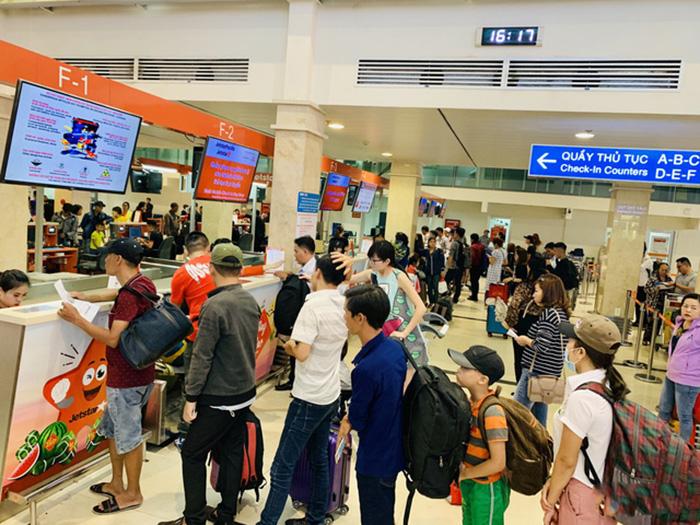Photo of Jetstar Pacific Airlines điều chỉnh phí hành lý tại cửa lên máy bay (BUFG)