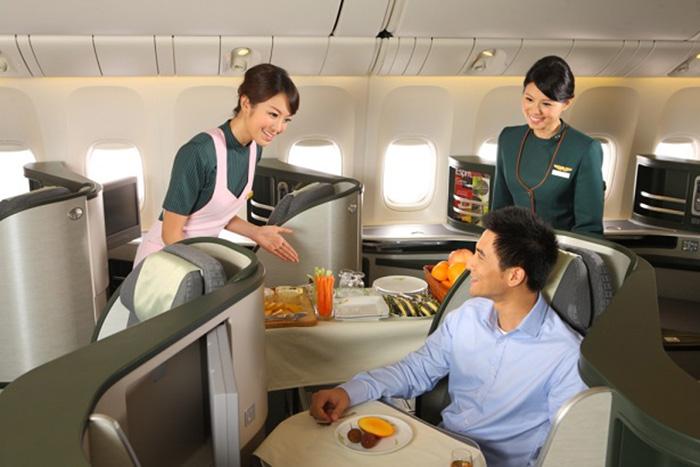 Các hạng vé cần biết khi tham gia chuyến bay của Eva Air