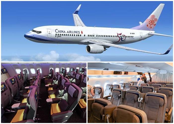 Photo of Quy định dịch vụ lựa chọn chỗ ngồi trên chuyến bay China Airlines
