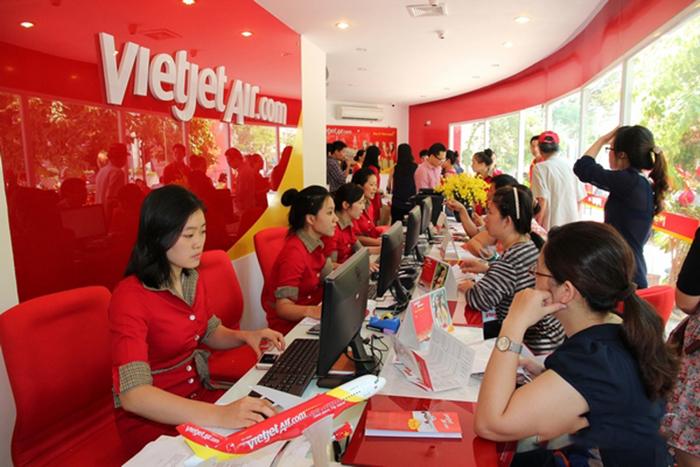 Photo of Quy định hoàn đổi vé của Vietjet Air