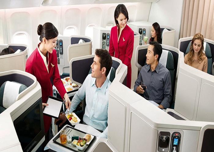 Photo of Những loại thực phẩm nên ăn trước và trong khi đi máy bay