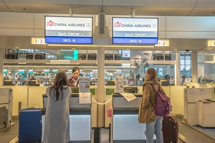 Photo of Vị trí quầy làm thủ tục lên máy bay China Airlines tại các sân bay