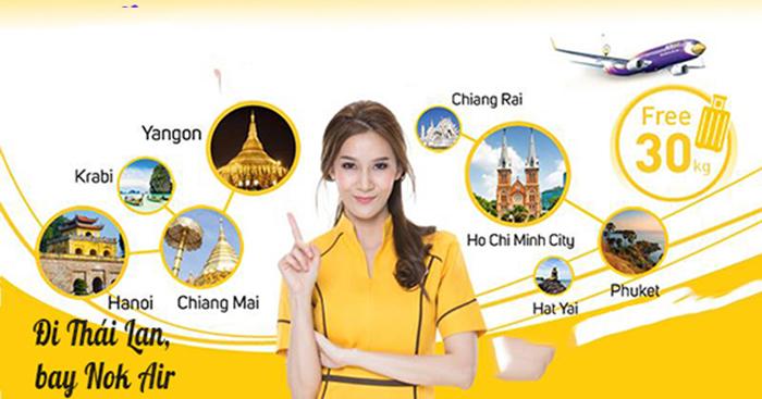Photo of Chính sách hoàn đổi vé máy bay Nok Air