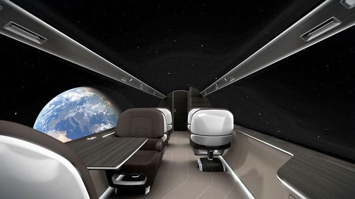 """Photo of Hãng hàng không Emirates sẽ cho ra mắt máy bay """"trong suốt"""" trong tương lai"""