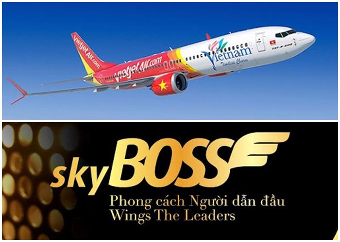 Photo of Thông tin hạng vé Skyboss của Hãng hàng không VietJet Air