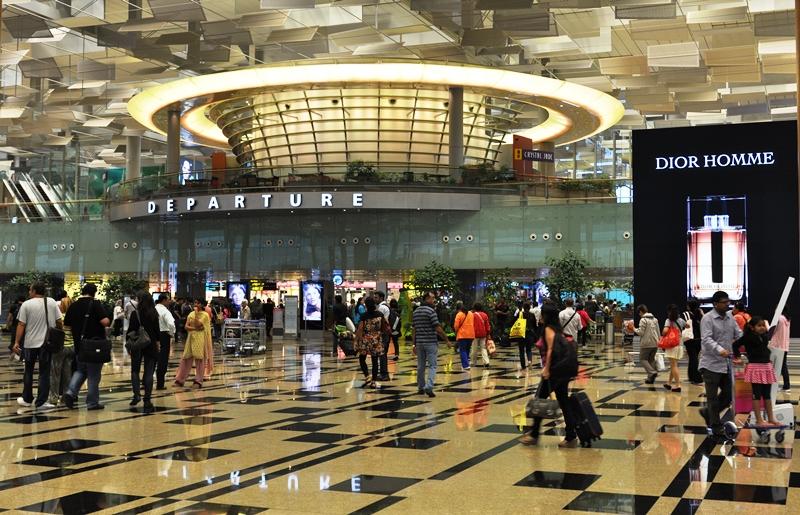 Photo of Từ ngày 2/6 sân ban Changi – Singapore cho phép du khách quá cảnh
