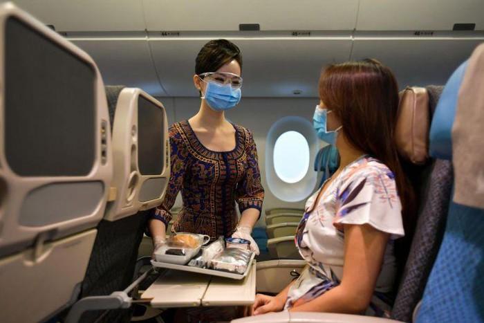 Photo of Singapore Airlines sắp triển khai biện pháp an toàn mới cho hành khách
