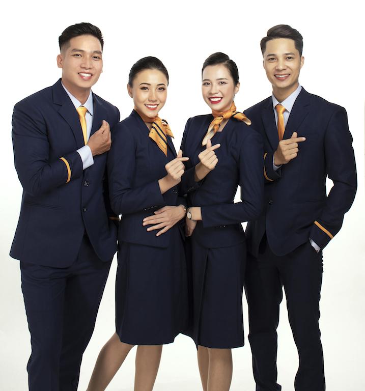 Photo of Pacific Airlines – Tiền thân của Jetstar Pacific ra mắt đồng phục và bộ nhận diện thương hiệu mới