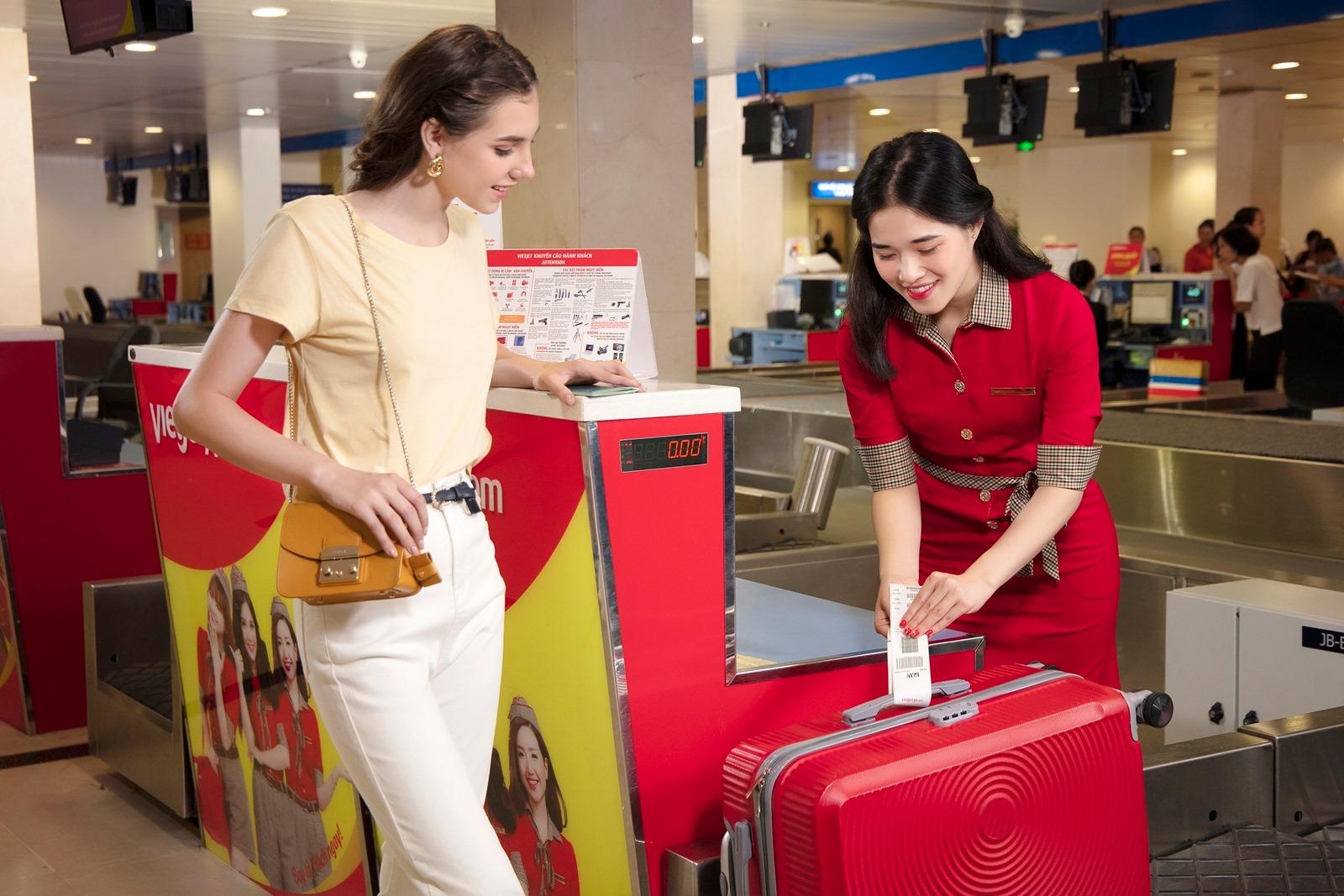 Photo of Vietjet miễn phí 15kg hành lý cho khách đặt vé và bay từ 12/8/2020 đến 24/10/2020